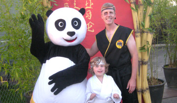 Kung Fu Family