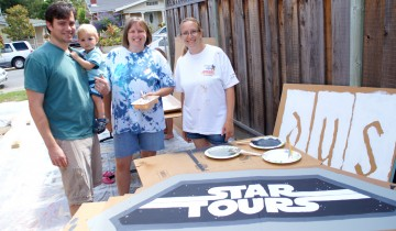 Star Tours Artists