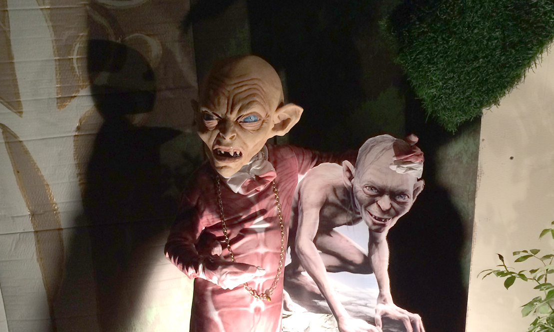 Gollum and Smeagol
