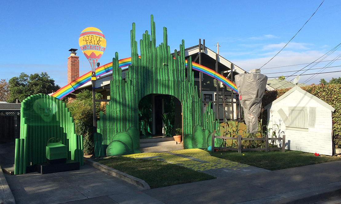 Wizard of Oz House 2015