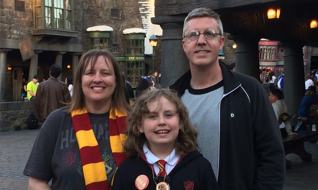 2016 Visit to Harry Potter World 04