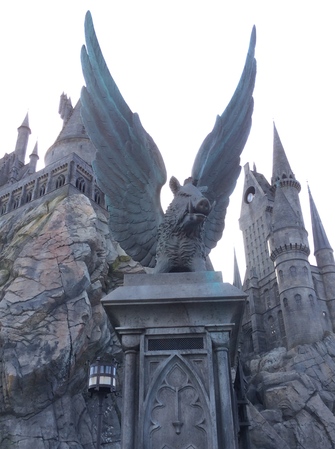 2016 Visit to Harry Potter World 07